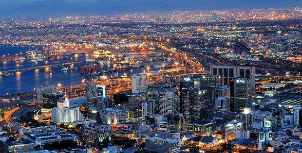 Eine atemberaubende Stadt: Kapstadt