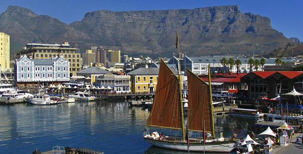 In Kapstadt entspannen