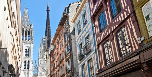Rouen besichtigen
