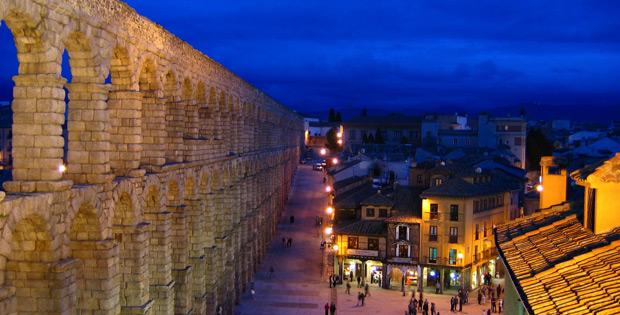 Historie über Spanien