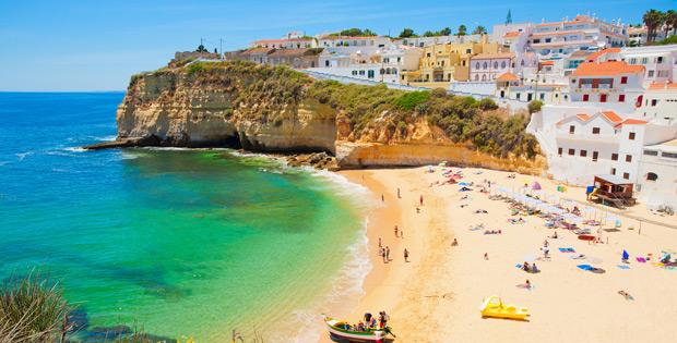 Algarve im November