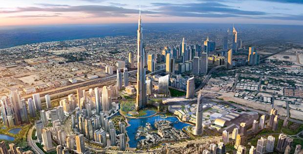 Dubai ist so luxus